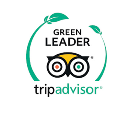 Green Leader TripAdvisor icon