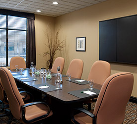 Executive Boardroom at the Wingate by Wyndham Regina
